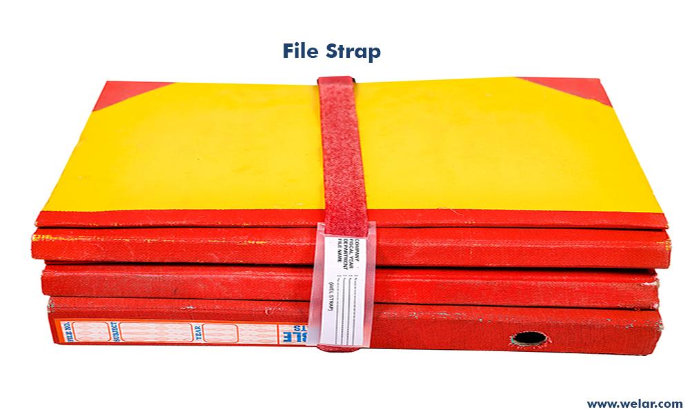 file strap