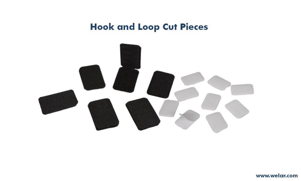 hook and loop cutpieces